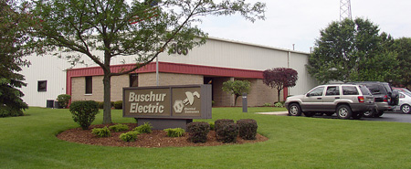Buschur Electric Building