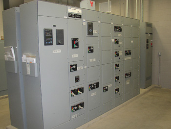 Industrial Electrical Project